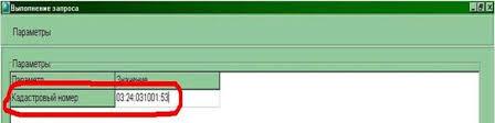 Геология Деятельность Земельной кадастровой палаты Отчет по   которая находится в руках одного или нескольких лиц Владение может состоять из нескольких участков Каждый земельный участок имеет кадастровый номер