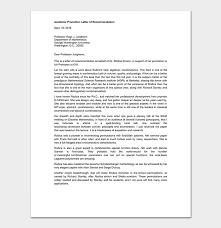 Promotion Request Letter 12 Sample Letters Format