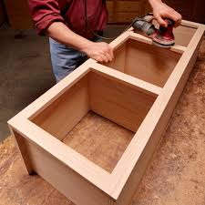 Face Frame Cabinet Plans And Building Tips Family Handyman