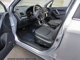 subaru forester 2014 interior. 2014 ice silver forester with black seat material also availablee gray subaru interior