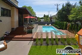 Patio Design Wood Patios Patio Design Inc Achievements