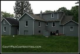 exterior house painting new jersey. exterior painting in cedar knolls nj by craftpro contracting house new jersey p