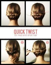 12 easy office updos buns chignons