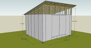 how build a shed ramp plans shed 1 vision on uneven ground