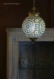 Tafellamp Mozaïek Lampen Sfeerverlichting Turks Marokkaans Design
