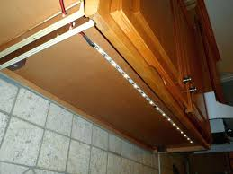 led cabinet strip lights under cabinet led strip kitchen under cabinet led strip lighting delightful cabinets