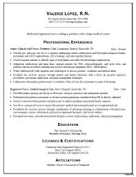 Awesome Resume Examples Rn Sample Template Refinery Co Imposing ...