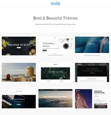 Weebly Website Templates Adorable Weebly For Photographers Power Up With Premium Templates