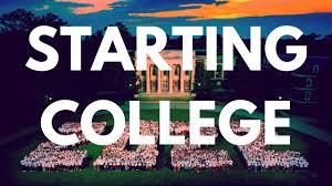 Starting College Duke 2022 Youtube