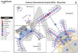 Incheon International Airport Rksi Icn Airport Guide