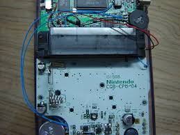 circuit bending the gameboy color getlofi s ltc precision all wires should be tuck away rather nicely along the side of the case and under the game cart connector reinstall all the circuit board screws and reapply