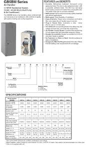 frigidaire central air conditioning units and heat pumps this is not included the unit you have to buy the air handler separately to make a complete system frigidaire air handler
