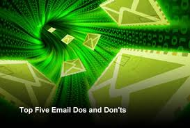 Top Five Rules For Email Etiquette