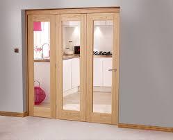 Oak roomfold internal doors