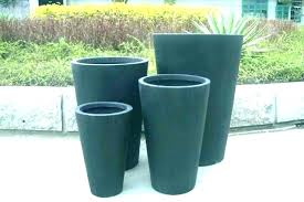 decorative outdoor pots for plants large planters architects daughter font trees huge modern uk tall ceramic pots modern outdoor planters