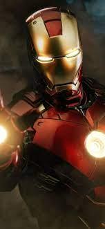 Iron Man Wallpapers on WallpaperDog