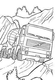 51 Disegni Di Camion Da Colorare Pianetabambiniit
