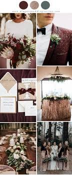 10 Best Winter Wedding <b>Color</b> Palettes for <b>2019</b> & 2020 ...