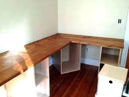 diy l desk office jaw dropping glass blueprints14 blueprints
