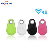 4 Color Smart Tag Wireless Bluetooth 4.0 Tracker Bag Wallet pet Key ...