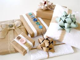 Image detail for -Shopgirl: Recycled Gift Wrap Ideas!