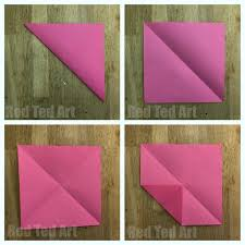 Paper Fortune Teller Template New How To Make A Cootie Catcher Step ...