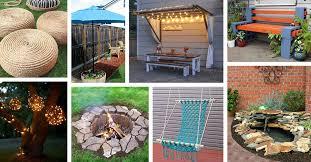 42 best diy backyard projects ideas