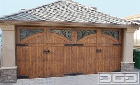dynamic garage doorsFrench Campestral 11  Custom Architectural Garage Door  Dynamic