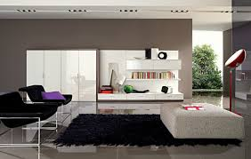 Trendy Living Room Living Room 23 Gray Trendy Living Room With Black Chairs
