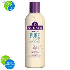 <b>Шампунь Aussie Pure Locks</b> Для волос, страдающих от ...