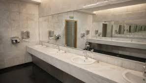 Public bathroom mirror Bathroom Full Row Of Sinks And Mirror In Restroom Legal Beagle Rules Regulations For Business Public Restrooms Legalbeaglecom