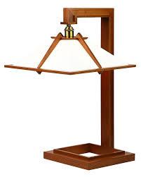 Frank Lloyd Wright Lighting Collection Frank Lloyd Wright Taliesin 1 Table Lamp Cherry Maclin