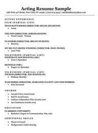 Sample Musician Resume Music Resume Sample Writing Tips Resume Companion