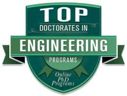 Top 40 Doctorates in Engineering 2019