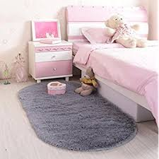 area rugs for bedroom. actcut super soft indoor modern shag area silky smooth rugs fluffy anti-skid shaggy for bedroom
