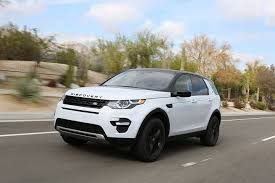 land rover discovery 2016. 2016 land rover discovery sport front quarter left photo s