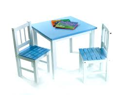 full size of chair preschool chairs child s table piece set blue white lipper bluewhite international
