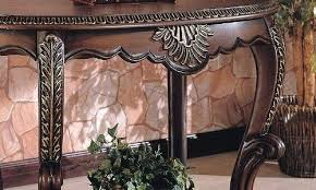 Image Entryway Storage Lovable Entryway Accent Table With Elegant Warm Brown Finish Console Half Elegant Entryway Upcmsco Unique Console Tables Short Table Entryway Gold Elegant Upcmsco