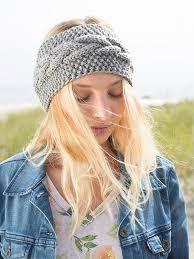 Free Knitted Headband Patterns Inspiration Calisson A Free Headband Pattern Knit In Berroco Vintage Chunky