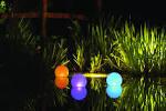 Как сделать светильники в сад