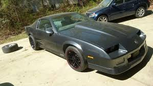 From Wheel Spacers to 4th Gen Rear Axle on Stock 1986 IROC Z-28 ...