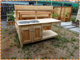 Potting Bench Potting Bench With Sink Home Decorations Ideas