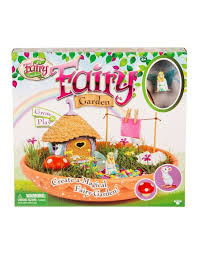 indoor fairy garden image 1