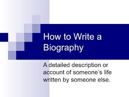 powerpoint biography powerpoint biography analysis