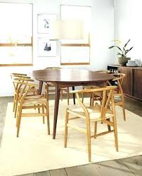 unique room and board dining chairs dining table wishbone chairs by modern dining room ebay boardroom