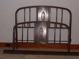 antique iron bed frames.  Antique Antique Metal Bed Frame Intended Iron Bed Frames I