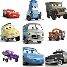 cars 3 movie characters. Interesting Characters And Cars 3 Movie Characters O