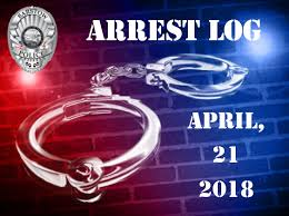 BARSTOW POLICE DEPARTMENT ARREST... - Barstow Police Department ...