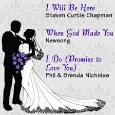 best 25 wedding ceremony script christian ideas on pinterest Christian Wedding Ceremony Worship Songs christian wedding songs that are the perfect examples of true love Praise and Worship