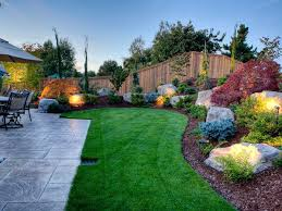 Landscaping Design Ideas For Backyard Impressive Ideas